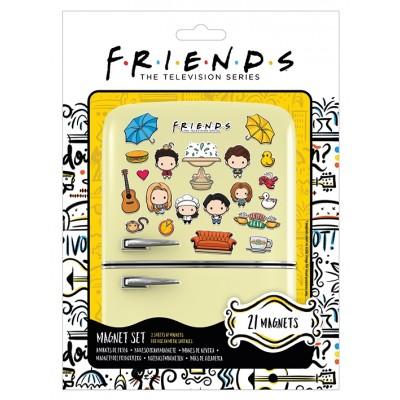 Friends Kylskåpsmagneter