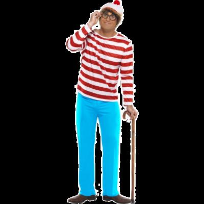 Hvor er Wally? Kostyme