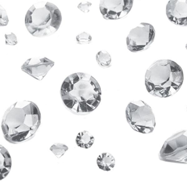 Borddekorasjon Diamant SØLv